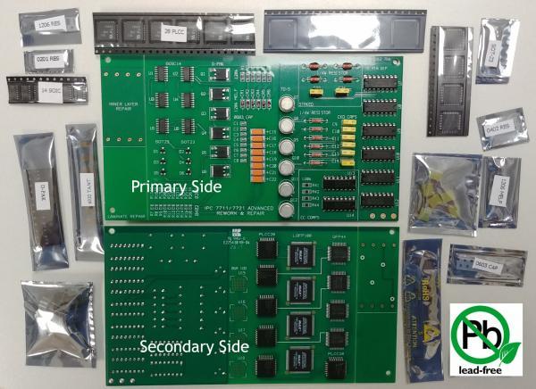 7711/21C Advanced Rework/Repair Certification Kit - Lead-Free