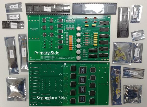 7711/21C Advanced Rework/Repair Certification Kit - Tin/Lead