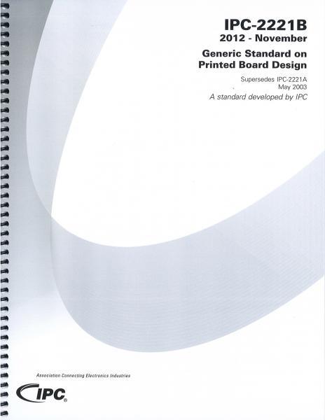 IPC-2221B Generic Standard on Printed Board Design