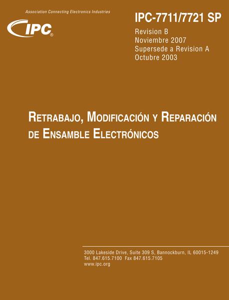 IPC-7711-7721B-SPANISH