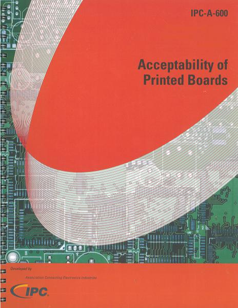 IPC-A-600K Acceptability of Printed Boards
