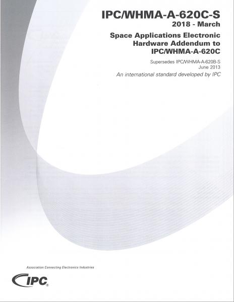 IPC/WHMA-A-620C-S Space Applications Addendum to IPC/WHMA-A-620C