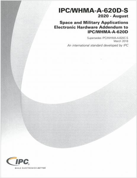 IPC/WHMA-A-620D-S Space Applications Addendum to IPC/WHMA-A-620D