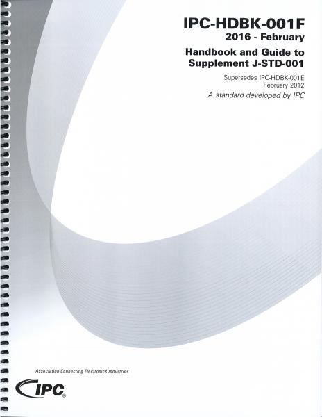 IPC-HDBK-001F Handbook and Guide to Supplement J-STD-001