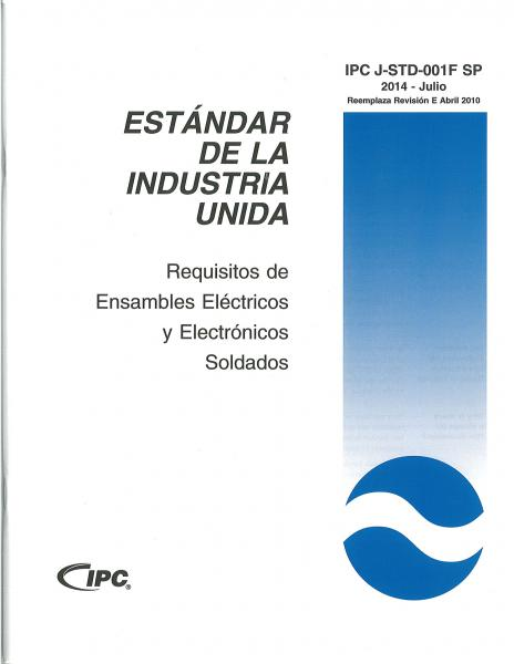 IPC J-STD-001F - Spanish Language