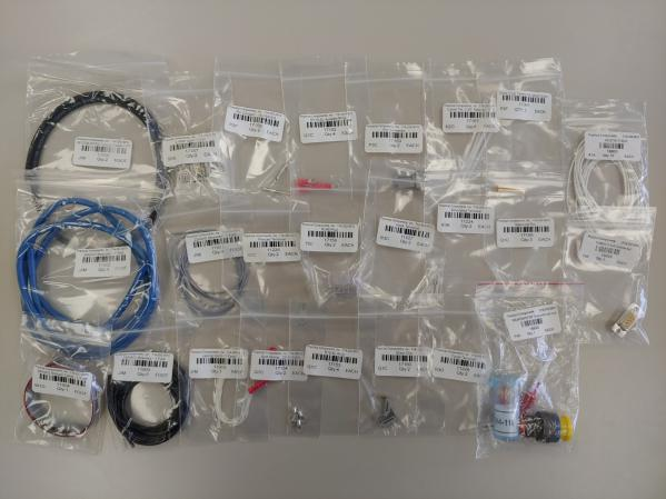 IPC/WHMA-A-620 Hands-On Cable Parts Kit
