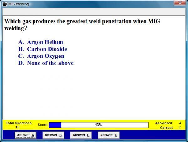 MIG Welding Assessment