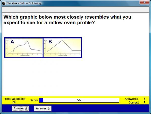 Reflow Oven Assessment
