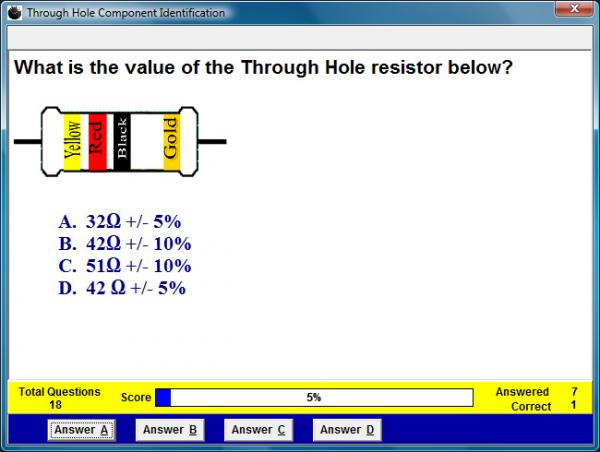 Through-Hole Component ID Assessment