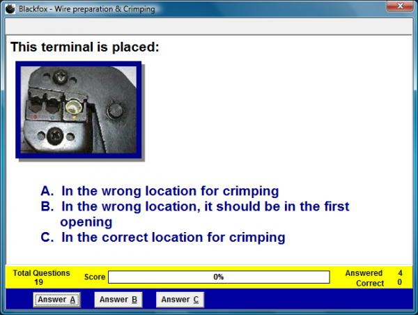 Wire Crimping Assessment