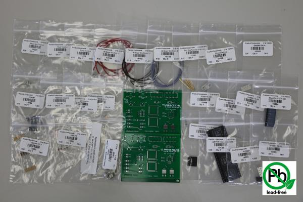 PC016 LEAD FREE Kit - 2 PCBs, Parts, Terminals & WIres