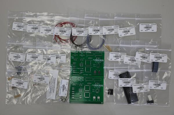 PC016 Kit - 2 PCBs, Parts, Terminals & Wires
