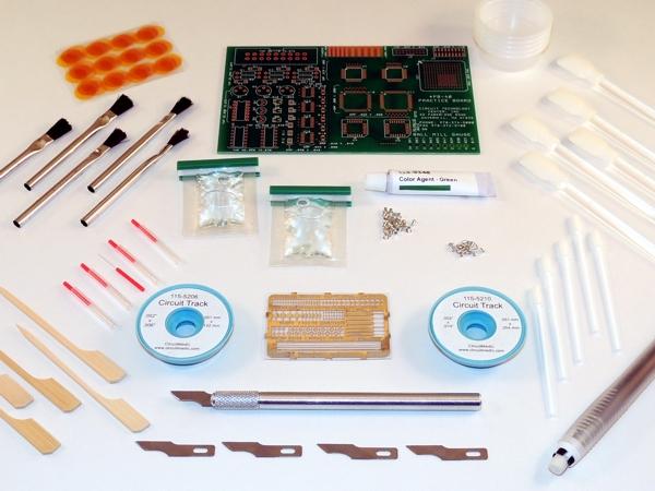PCBA Repair Skills Practice Kit