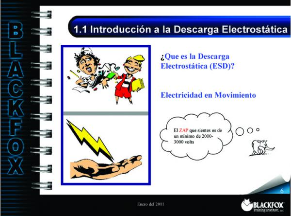 ESD Training Materials - Spanish Language
