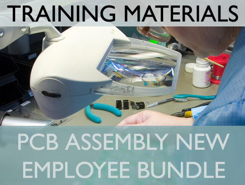 PCB Assembly New Employee Training Materials Bundle