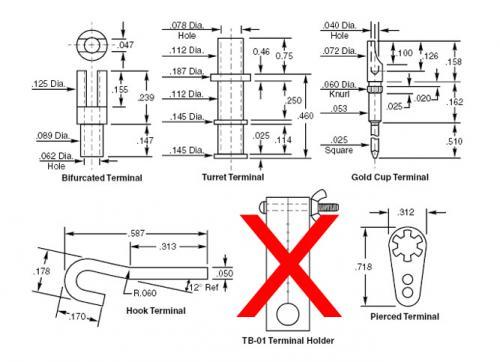 wtk-1-wo terminal  u0026 wire kit